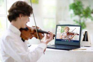 Music Lessons via Zoom