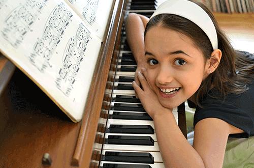 Suzuki Music Lessons